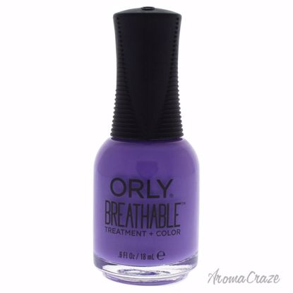 Orly Breathable Treatment + Color # 20920 Feeling Free Nail