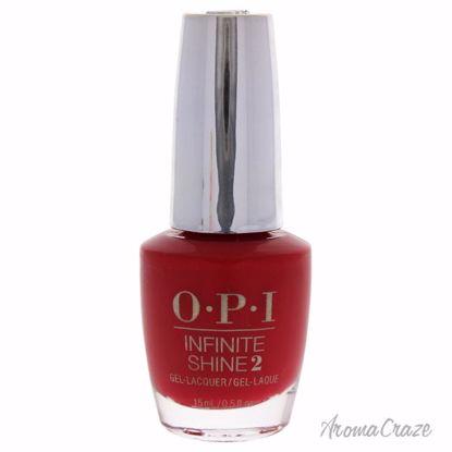 OPI Infinite Shine 2 Lacquer # IS L09 Unequivocally Crimson