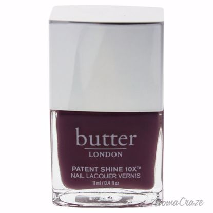 Butter London Patent Shine 10X Nail Lacquer Toff  Lacquer fo