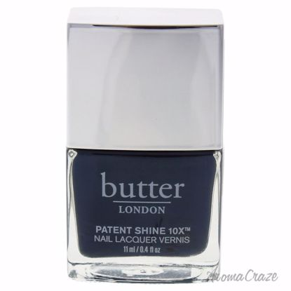 Butter London Patent Shine 10X Nail Lacquer Earl Grey  for W