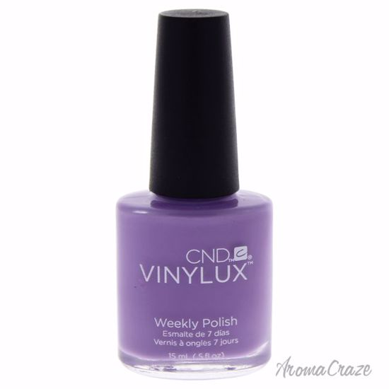 CND Vinylux Weekly Polish # 125 Lilac Longing Nail Polish for Women 0.5 oz - Nails Polish and Nail Colors | Popular Nail Colors | Best Nail Polish Colors | Holiday Nail Colors | Nail Polish Colors For Sale | Nail polish Online | AromaCraze.com