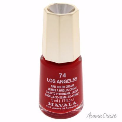 Mavala Nail Lacquer # 74 Los Angeles for Women 0.17 oz