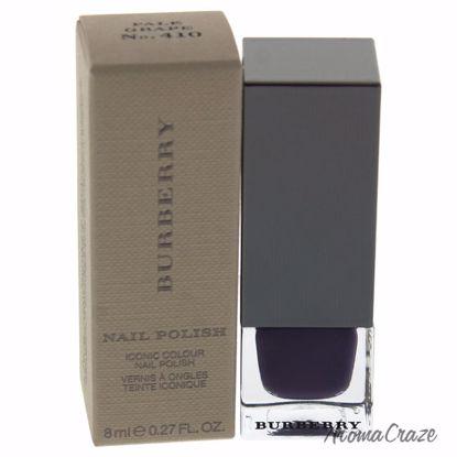 Burberry Nail Polish # 410 Pale Grape for Women 0.27 oz