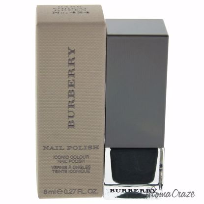 Burberry Nail Polish # 424 Dark Forest Green for Women 0.27