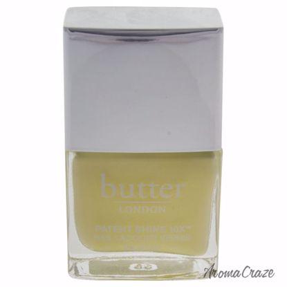 Butter London Patent Shine 10X Nail Lacquer Lemon Drop for W