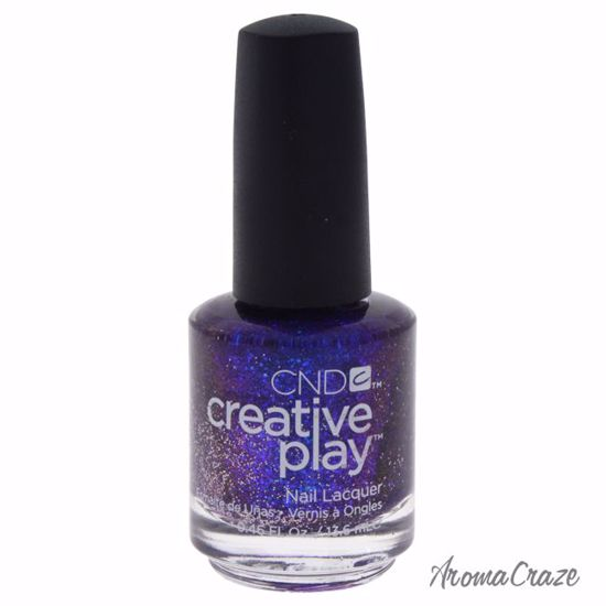 CND Creative Play Nail Lacquer Positively Plumsy for Women 0.46 oz - Nails Polish and Nail Colors | Popular Nail Colors | Best Nail Polish Colors | Holiday Nail Colors | Nail Polish Colors For Sale | Nail polish Online | AromaCraze.com