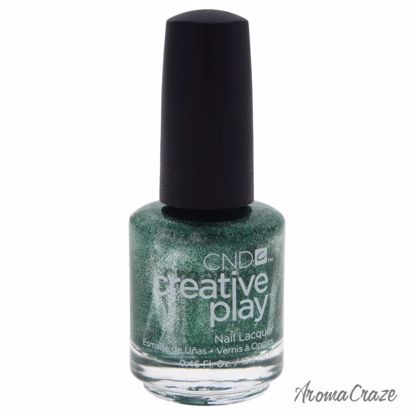 CND Creative Play Nail Lacquer Shamrock On You for Women 0.4