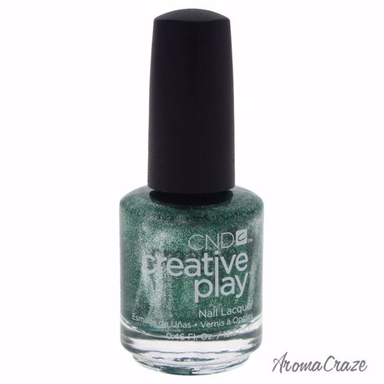 CND Creative Play Nail Lacquer Shamrock On You for Women 0.46 oz - Nails Polish and Nail Colors | Popular Nail Colors | Best Nail Polish Colors | Holiday Nail Colors | Nail Polish Colors For Sale | Nail polish Online | AromaCraze.com
