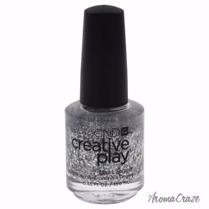 CND Creative Play Nail Lacquer Bling Toss  Polish for Women