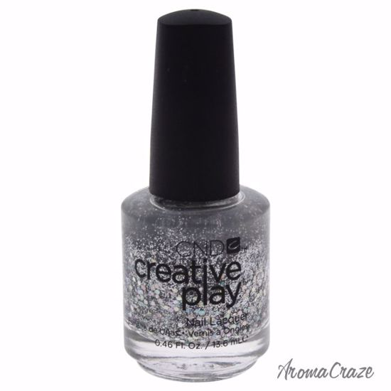 CND Creative Play Nail Lacquer Bling Toss  Polish for Women 0.46 oz - Nails Polish and Nail Colors | Popular Nail Colors | Best Nail Polish Colors | Holiday Nail Colors | Nail Polish Colors For Sale | Nail polish Online | AromaCraze.com