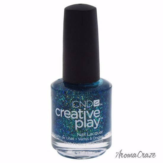 CND Creative Play Nail Lacquer Express Ur Em-Oceans for Women 0.46 oz - Nails Polish and Nail Colors | Popular Nail Colors | Best Nail Polish Colors | Holiday Nail Colors | Nail Polish Colors For Sale | Nail polish Online | AromaCraze.com