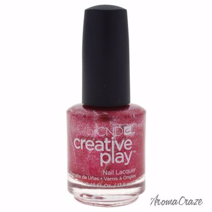 CND Creative Play Nail Lacquer Flirting With Fire for Women