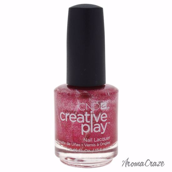 CND Creative Play Nail Lacquer Flirting With Fire for Women 0.46 oz - Nails Polish and Nail Colors | Popular Nail Colors | Best Nail Polish Colors | Holiday Nail Colors | Nail Polish Colors For Sale | Nail polish Online | AromaCraze.com