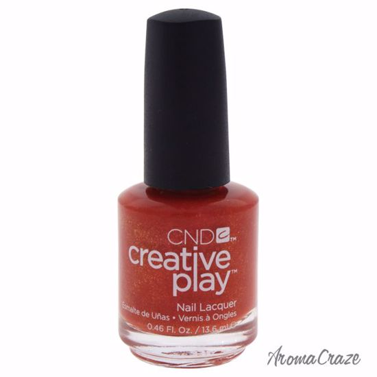 CND Creative Play Nail Lacquer See U In Sienna for Women 0.46 oz - Nails Polish and Nail Colors | Popular Nail Colors | Best Nail Polish Colors | Holiday Nail Colors | Nail Polish Colors For Sale | Nail polish Online | AromaCraze.com