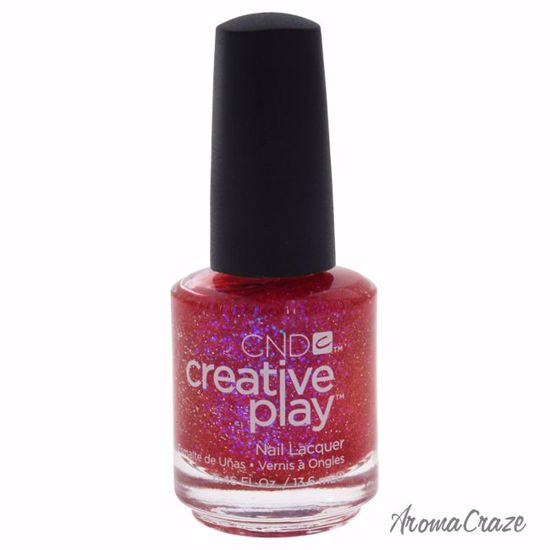CND Creative Play Nail Lacquer Dazzleberry Nail Polish for Women 0.46 oz - Nails Polish and Nail Colors | Popular Nail Colors | Best Nail Polish Colors | Holiday Nail Colors | Nail Polish Colors For Sale | Nail polish Online | AromaCraze.com