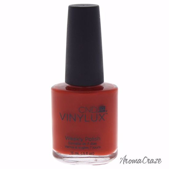 CND Vinylux Weekly Polish # 223 Brick Knit Nail Polish for Women 0.5 oz - Nails Polish and Nail Colors | Popular Nail Colors | Best Nail Polish Colors | Holiday Nail Colors | Nail Polish Colors For Sale | Nail polish Online | AromaCraze.com