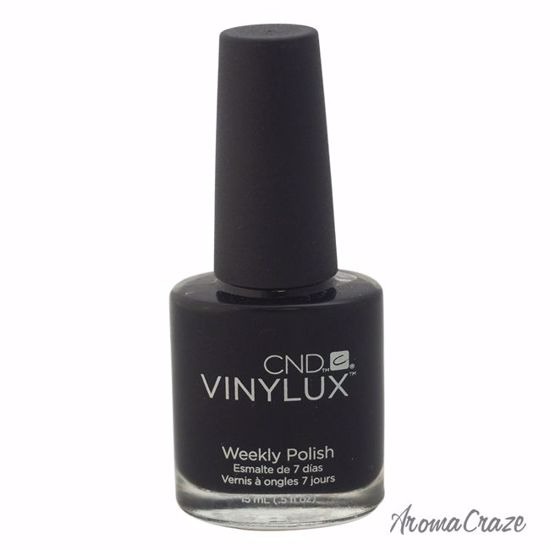CND Vinylux Weekly Polish # 105 Black Pool Nail Polish for Women 0.5 oz - Nails Polish and Nail Colors | Popular Nail Colors | Best Nail Polish Colors | Holiday Nail Colors | Nail Polish Colors For Sale | Nail polish Online | AromaCraze.com