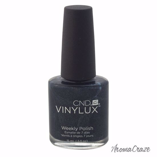 CND Vinylux Weekly Polish # 131 Midnight Swim Nail Polish for Women 0.5 oz - Nails Polish and Nail Colors | Popular Nail Colors | Best Nail Polish Colors | Holiday Nail Colors | Nail Polish Colors For Sale | Nail polish Online | AromaCraze.com