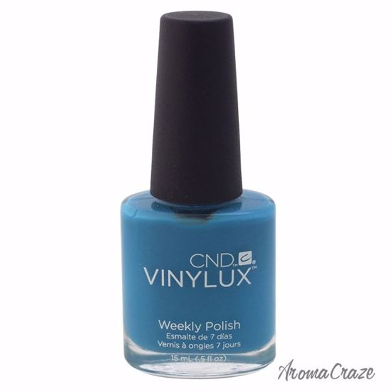 CND Vinylux Weekly Polish # 171 Cerulean Sea Nail Polish for Women 0.5 oz - Nails Polish and Nail Colors | Popular Nail Colors | Best Nail Polish Colors | Holiday Nail Colors | Nail Polish Colors For Sale | Nail polish Online | AromaCraze.com