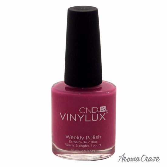 CND Vinylux Weekly Polish #188 Crushed Rose Nail Polish for Women 0.5 oz - Nails Polish and Nail Colors | Popular Nail Colors | Best Nail Polish Colors | Holiday Nail Colors | Nail Polish Colors For Sale | Nail polish Online | AromaCraze.com