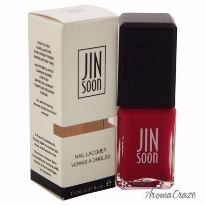 JINsoon Nail Lacquer Cherry Berry Nail Polish for Women 0.37