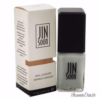 JINsoon Nail Lacquer Kookie White Nail Polish for Women 0.37