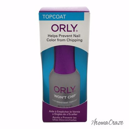 Orly Won't  Chip Resistant Topcoat Nail Polish for Women 0.6