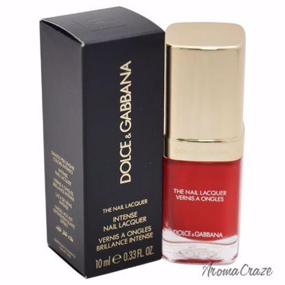 Dolce & Gabbana The Nail Lacquer # 620 Scarlett Nail Polish