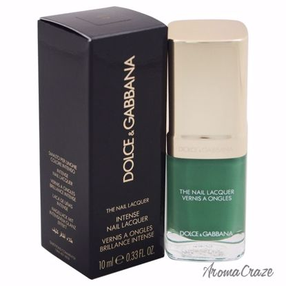 Dolce & Gabbana The Nail Lacquer # 713 Grass Nail Polish for