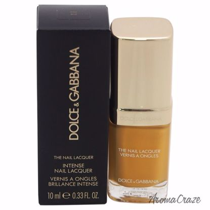 Dolce & Gabbana The Nail Lacquer # 813 Sole Nail Polish for