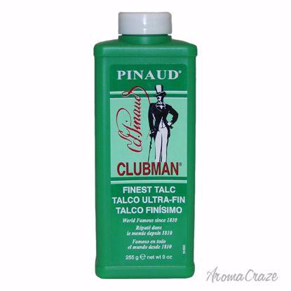 Ed Pinaud Clubman Talc Powder for Men 9 oz