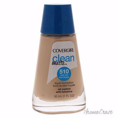 CoverGirl Clean Matte Liquid # 510 Classic Ivory Foundation