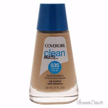 CoverGirl Clean Matte Liquid # 535 Medium Light Foundation f