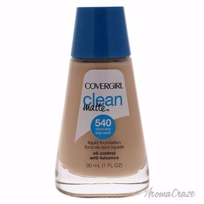 CoverGirl Clean Matte Liquid # 540 Natural Beige Foundation