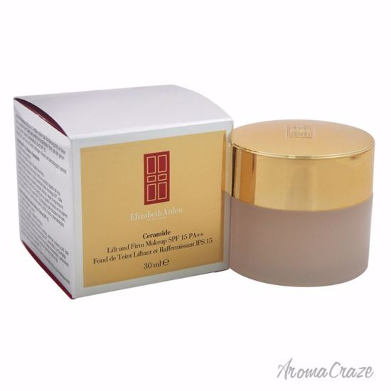 Elizabeth Arden Ceramide Lift & Firm Makeup SPF 15 # 05 Cream Foundation for Women 1 oz - Face Makeup Products | Face Cosmetics | Face Makeup Kit | Face Foundation Makeup | Top Brand Face Makeup | Best Makeup Brands | Buy Makeup Products Online | AromaCraze.com