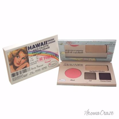 the Balm Autobalm Hawaii Face Palette for Women 1 Pc