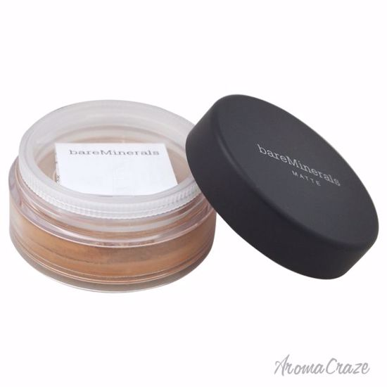 bareMinerals Matte SPF 15 Warm Tan (W35) Foundation for Women 0.21 oz - Face Makeup Products | Face Cosmetics | Face Makeup Kit | Face Foundation Makeup | Top Brand Face Makeup | Best Makeup Brands | Buy Makeup Products Online | AromaCraze.com