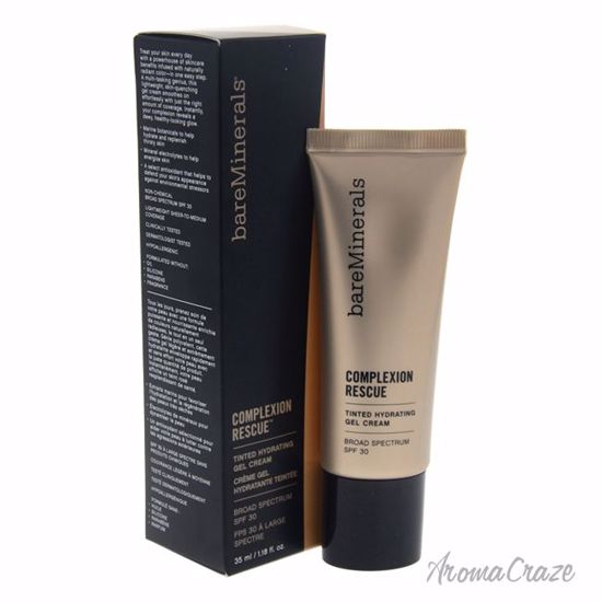 bareMinerals Complexion Rescue Tinted Hydrating Gel Cream SPF 30 Natural 05 Foundation for Women 1.18 oz - Face Makeup Products | Face Cosmetics | Face Makeup Kit | Face Foundation Makeup | Top Brand Face Makeup | Best Makeup Brands | Buy Makeup Products Online | AromaCraze.com