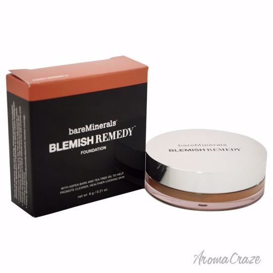 bareMinerals Blemish Remedy Clearly Espresso 12 Foundation for Women 0.21 oz - Face Makeup Products | Face Cosmetics | Face Makeup Kit | Face Foundation Makeup | Top Brand Face Makeup | Best Makeup Brands | Buy Makeup Products Online | AromaCraze.com