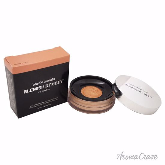 bareMinerals Blemish Remedy Clearly Latte 08 Foundation for Women 0.21 oz - Face Makeup Products | Face Cosmetics | Face Makeup Kit | Face Foundation Makeup | Top Brand Face Makeup | Best Makeup Brands | Buy Makeup Products Online | AromaCraze.com