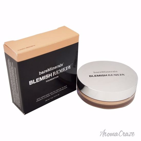 bareMinerals Blemish Remedy Clearly Medium 04 Foundation for Women 0.21 oz - Face Makeup Products | Face Cosmetics | Face Makeup Kit | Face Foundation Makeup | Top Brand Face Makeup | Best Makeup Brands | Buy Makeup Products Online | AromaCraze.com