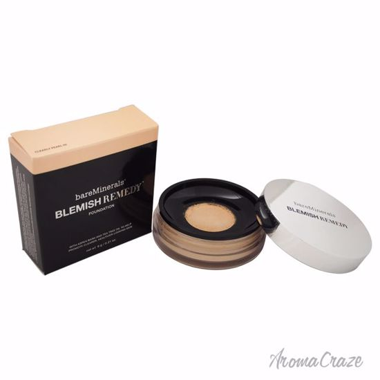 bareMinerals Blemish Remedy Clearly Pearl 02 Foundation for Women 0.21 oz - Face Makeup Products | Face Cosmetics | Face Makeup Kit | Face Foundation Makeup | Top Brand Face Makeup | Best Makeup Brands | Buy Makeup Products Online | AromaCraze.com