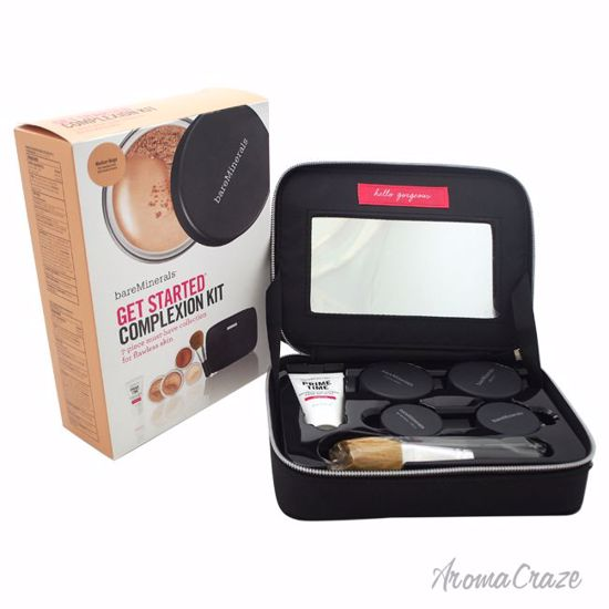 bareMinerals Get Started Complexion Kit Medium Beige 0.5oz Prime Time Original Foundation Primer - Face Makeup Products | Face Cosmetics | Face Makeup Kit | Face Foundation Makeup | Top Brand Face Makeup | Best Makeup Brands | Buy Makeup Products Online | AromaCraze.com
