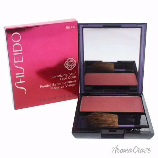 Shiseido Luminizing Satin Face Color # RS302 Tea Rose Blush for Women 0.22 oz - Face Makeup Products | Face Cosmetics | Face Makeup Kit | Face Foundation Makeup | Top Brand Face Makeup | Best Makeup Brands | Buy Makeup Products Online | AromaCraze.com
