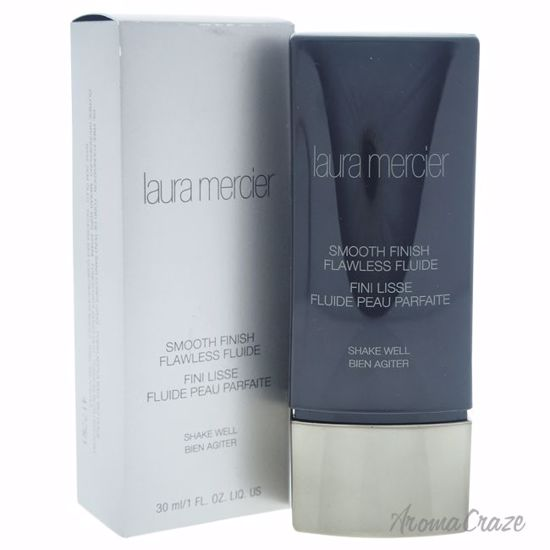 Laura Mercier Smooth Finish Flawless Fluide Chestnut Foundation for Women 1 oz - Face Makeup Products | Face Cosmetics | Face Makeup Kit | Face Foundation Makeup | Top Brand Face Makeup | Best Makeup Brands | Buy Makeup Products Online | AromaCraze.com