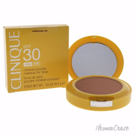 Clinique Sun SPF 30 Mineral Powder Moderately Fair Powder for Women 0.33 oz - Face Makeup Products | Face Cosmetics | Face Makeup Kit | Face Foundation Makeup | Top Brand Face Makeup | Best Makeup Brands | Buy Makeup Products Online | AromaCraze.com
