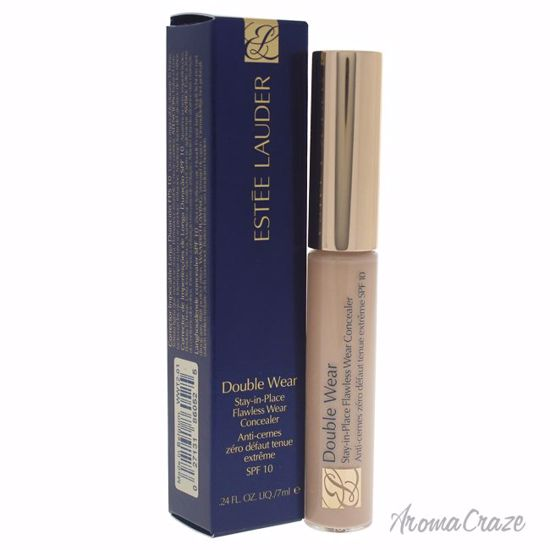 Estee Lauder Double Wear Stay-In-Place Flawless Wear Concealer SPF 10 # 1C Light (Cool) Concealer for Women 0.24 oz - Face Makeup Products | Face Cosmetics | Face Makeup Kit | Face Foundation Makeup | Top Brand Face Makeup | Best Makeup Brands | Buy Makeup Products Online | AromaCraze.com