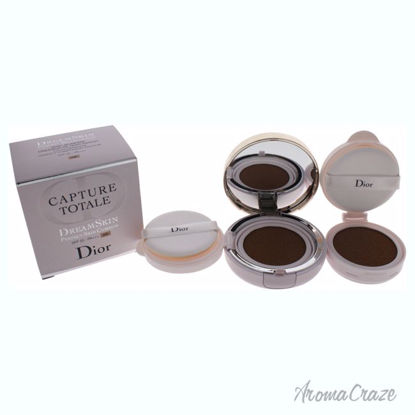Christian Dior Capture Totale Dreamskin Perfect Skin Cushion SPF 50 # 030 Foundation for Women 2 x 0.5 oz - Face Makeup Products | Face Cosmetics | Face Makeup Kit | Face Foundation Makeup | Top Brand Face Makeup | Best Makeup Brands | Buy Makeup Products Online | AromaCraze.com