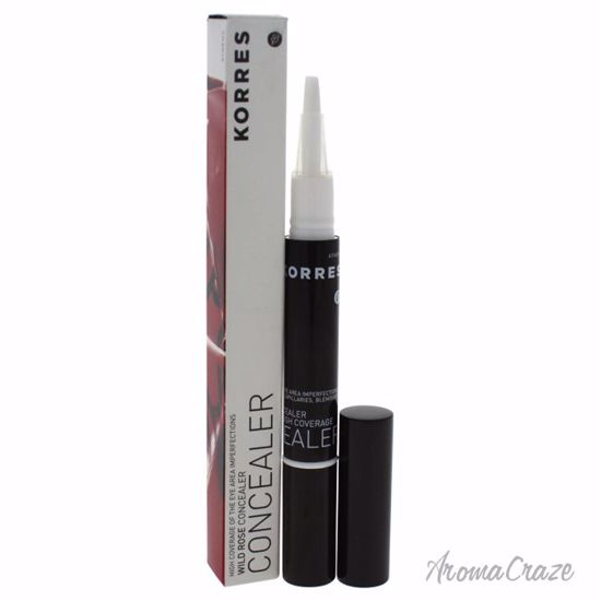 Korres Wild Rose Concealer # WRC2 Concealer for Women 0.05 oz - Face Makeup Products | Face Cosmetics | Face Makeup Kit | Face Foundation Makeup | Top Brand Face Makeup | Best Makeup Brands | Buy Makeup Products Online | AromaCraze.com