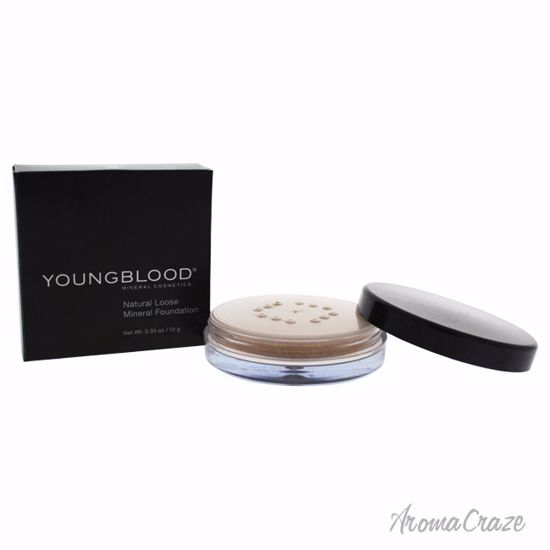 Youngblood Natural Loose Mineral Toffee Foundation for Women 0.35 oz - Face Makeup Products | Face Cosmetics | Face Makeup Kit | Face Foundation Makeup | Top Brand Face Makeup | Best Makeup Brands | Buy Makeup Products Online | AromaCraze.com